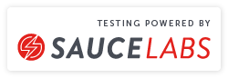 Testing Powered By Sauce Labs